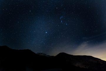 星のように…つつみ込むように…そばにいて…