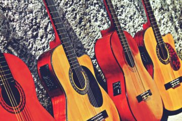 ギターは何本必要か