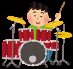 ドラムは何歳から叩けるか