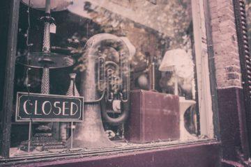 楽器店巡り